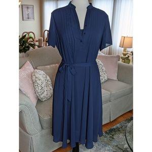 Nanette Lepore Belted Dress
